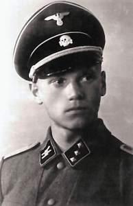 Törni como SS Untersturmführer (Segundo tenente) para a Alemanha