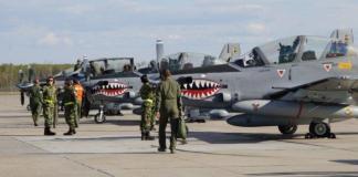 A-29 Super Tucano- Fatos Militares