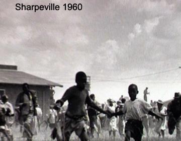 Sharpeville blev borjan till slutet for apartheid