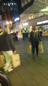Stockholms Central Foto: Fatou Touray