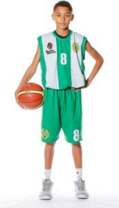 Min son Mabou - basketspelaren
