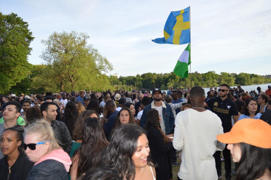 Firandet av Sveriges nationaldag