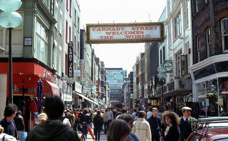 05 carnaby street london 1980
