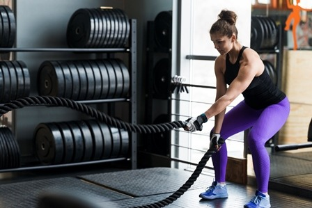 gym workout exercise lose body fat