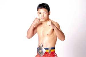 Anuwat, 1st Asian Martial Arts Games participant
