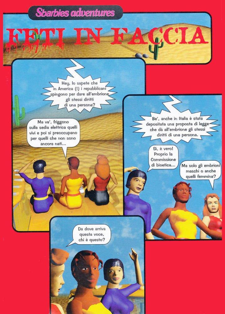 Dal cyberfemminismo al postumano (4/5)