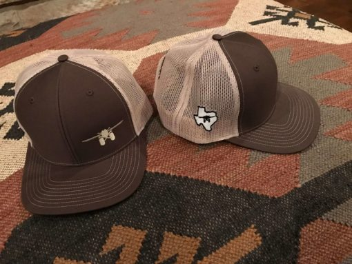 Fat Tire Cowboys Brown Trucker Cap