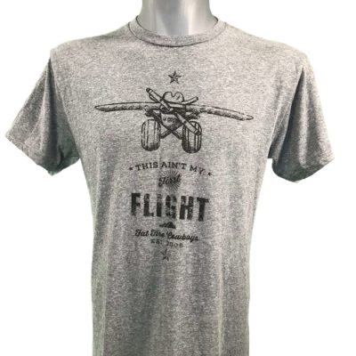 Fat Tire Cowboys First Flight Tee