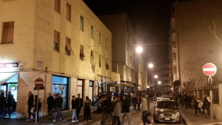 Mentre non trovano i sindaci: intorno ad una città, manifesto di Latina