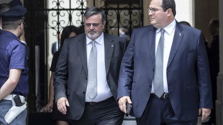 Durigon proconsole di Salvini nelle paludi