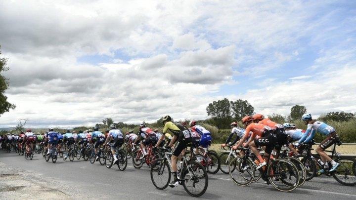 Il Giro d'Italia viene a trovare Sezze