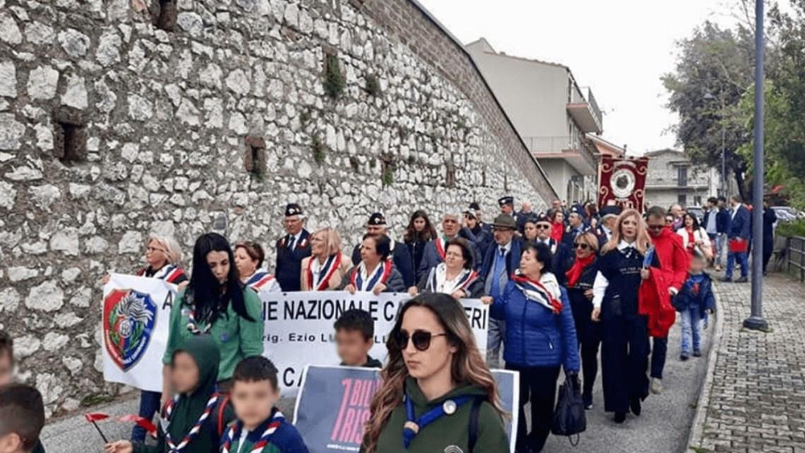Volare libere: Rocca Massima dice NO alla violenza sulle donne