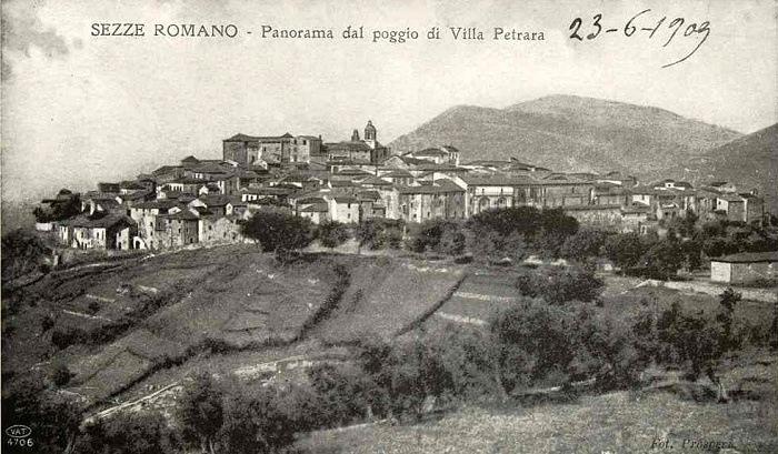 """Sezze e quel centro storico che si fa """"strano"""""""