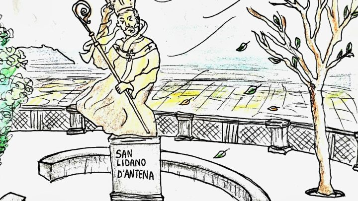 San Lidano, Il Comune rivuole la piazza libera e diffida il prete