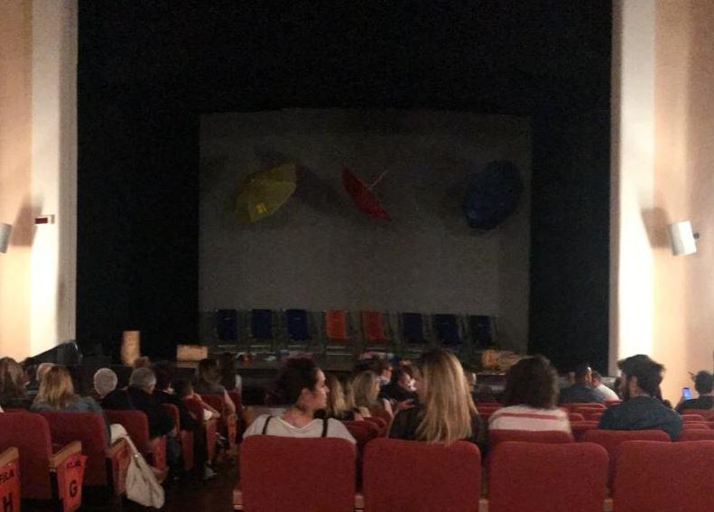 Irene Teatro Fellini