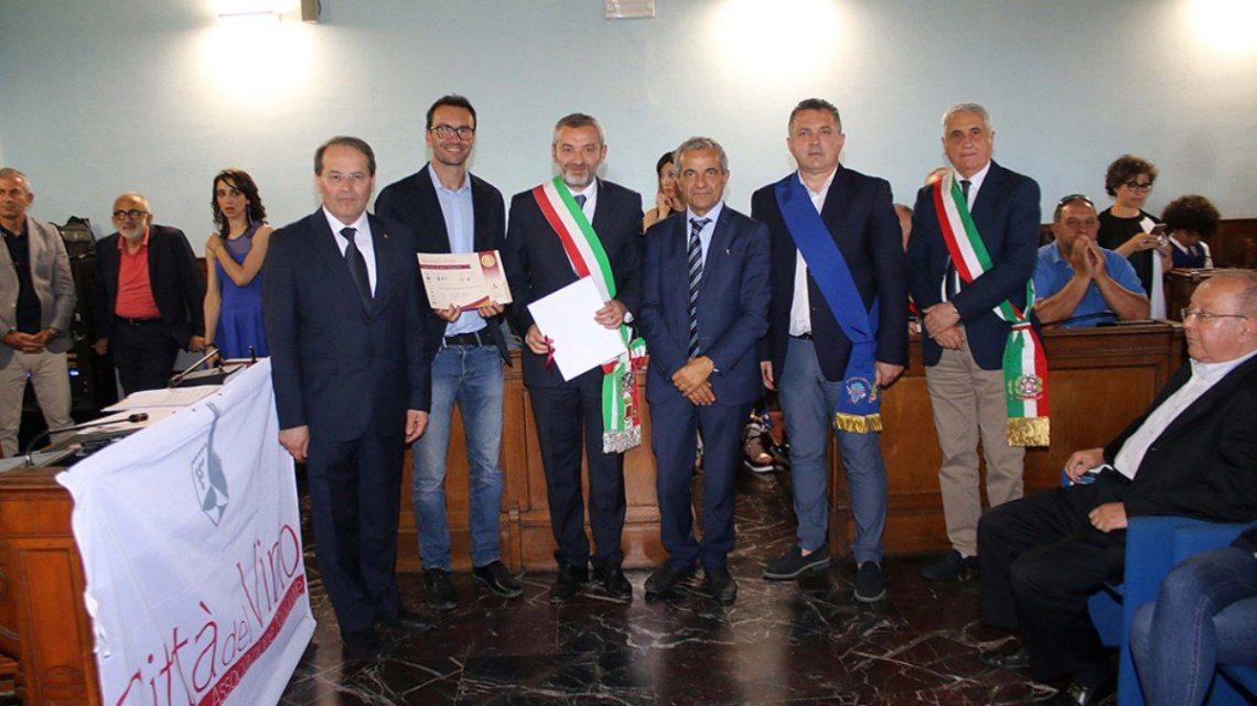 Un premio internazionale per il vino Nero Buono di Pietra Pinta