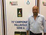 Gianrio Falivene calendario Superlega