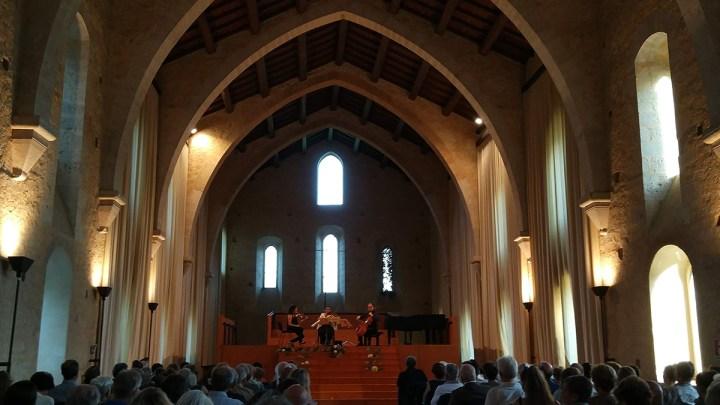 Festival Pontino di Musica, l'incanto a Fossanova