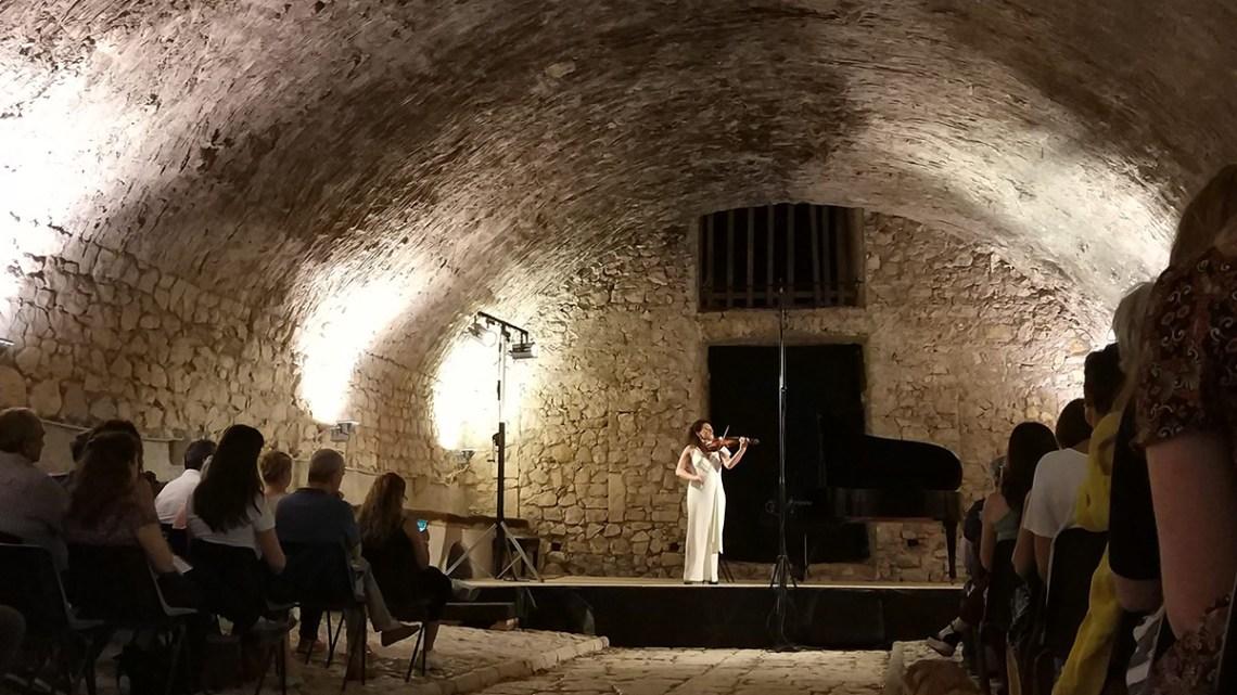 Festival Pontino di Musica, virtuosi e moderni in scena al Castello