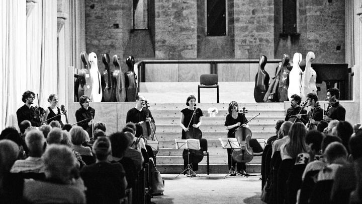 Festival pontino di musica, a Fossanova un'orchestra di violoncelli