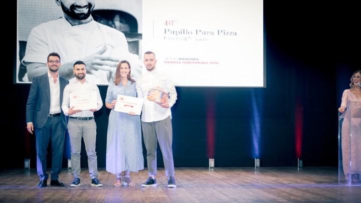 La pizzeria Pupillo di Priverno è nella guida 50 Top Pizza