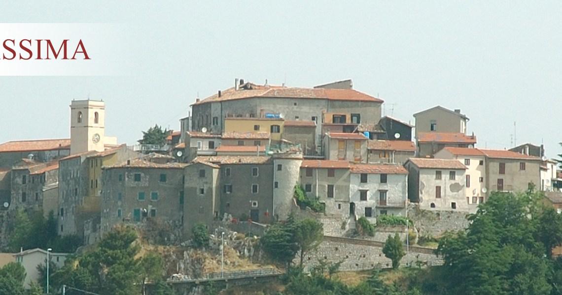 Viaggi corti: Rocca Massima, un posto bellissimo e ci passa la mia storia