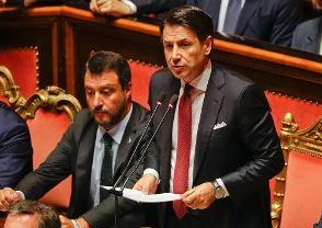 Conte-Salvini, il campionissimo e il cannibale
