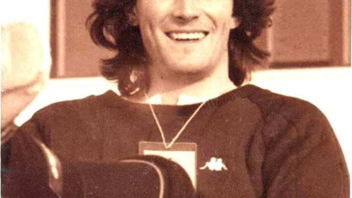 In giro per Latina negli anni '70  con il mio amico Gianni