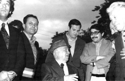 In memoria di Sabino Vona e il ritratto del Duce per tacer di Milano