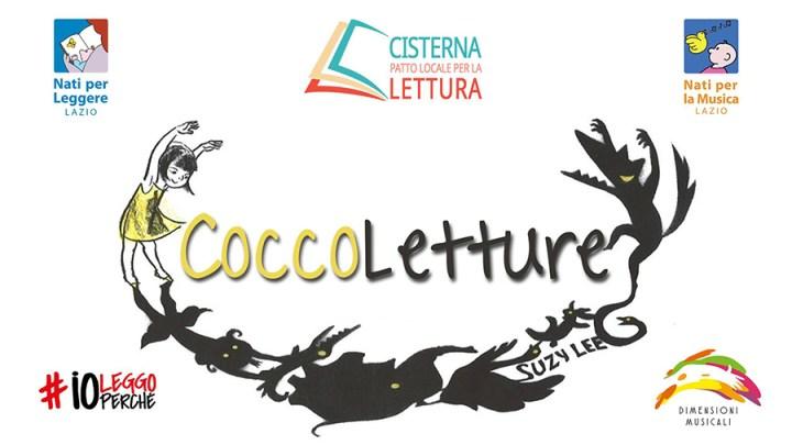 """Cisterna, un sabato di """"Coccoletture"""" e Patto per la lettura"""