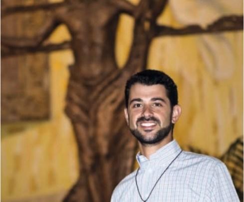 Cisterna, lascia carriera da violinista e diventa missionario