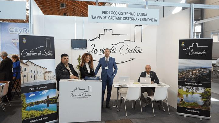 """""""La via dei Caetani"""" al debutto nel TTG di Rimini"""
