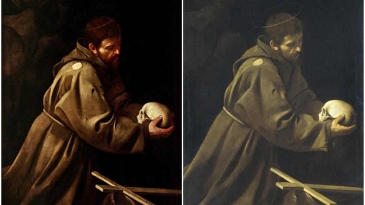 """Il Caravaggio di Carpineto, un """"vocabolario"""" per Desiree Mariottini"""