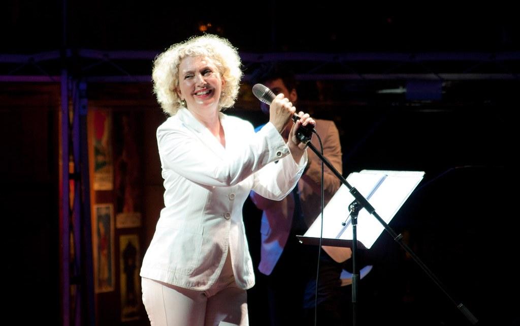 Latina Jazz Club apre la stagione con Rossana Casale