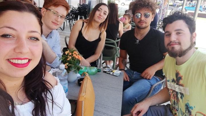 Cisterna, comitato Società aperta 2.0, la gioventù verde