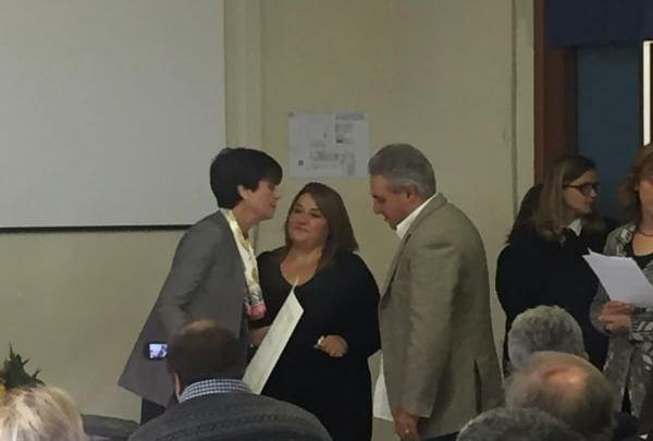 Sezze, il diploma meritato di Francesca