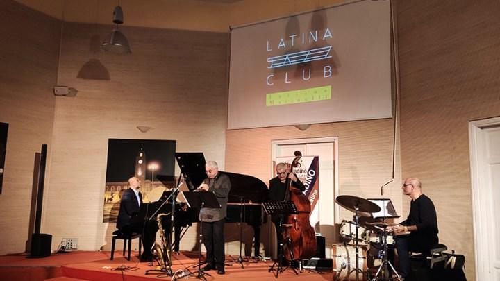 Latina, la pioggia non ferma il jazz di Francesco Venerucci