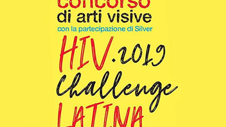 Latina, arte e università contro l'HIV, il concorso artistico