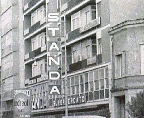 """C'era una volta """"La Standa"""" di Latina"""