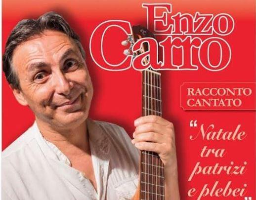 Priverno, il concerto raccontato di Enzo Carro