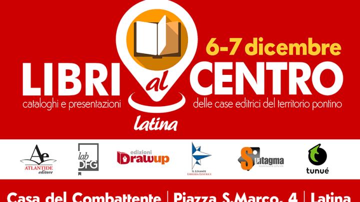 """Latina invasa dalla carta, l'iniziativa """"Libri al centro"""""""