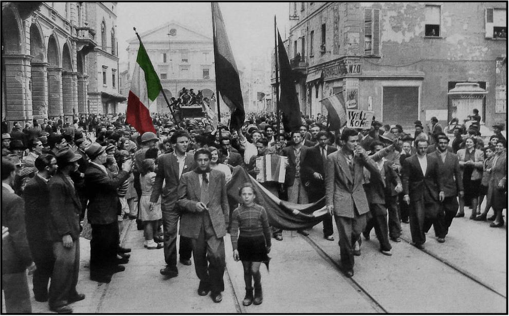 25 aprile, la versione di Maichol in tempo di libertà sospesa