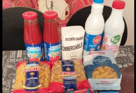 Emergenza cibo Latina, una rete di generosità e bisogno di 5000 persone