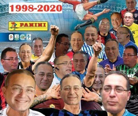La Squadra Multicolore di Roberto Reginaldi