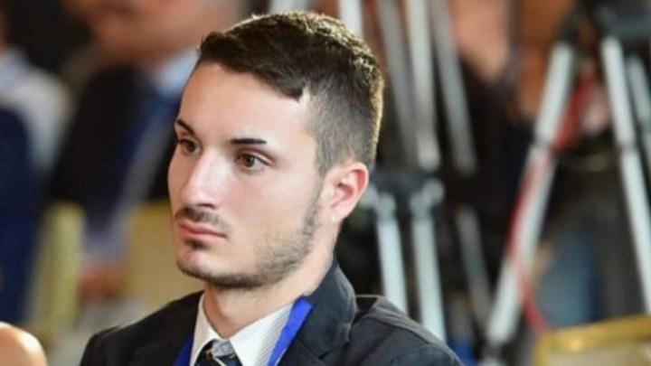 Ciro Russo, consigliere nazionale di Forza Italia giovani