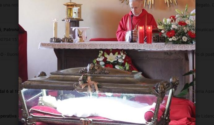 Santa Maria Goretti e la santità che la città evita
