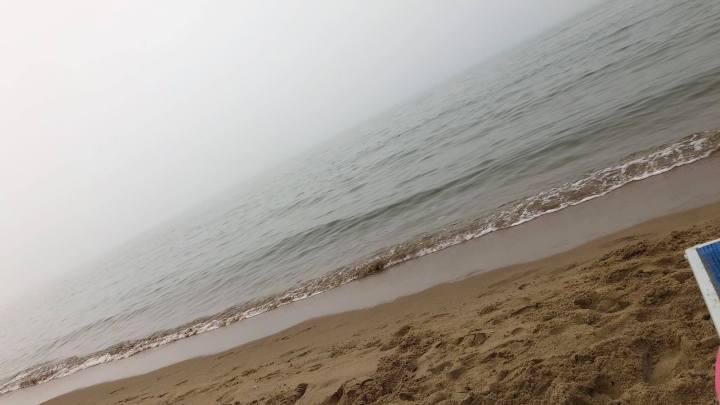 L'afa che nasconde la maga Circe, cronaca di un'alba in questo bellissimo mare del Circeo