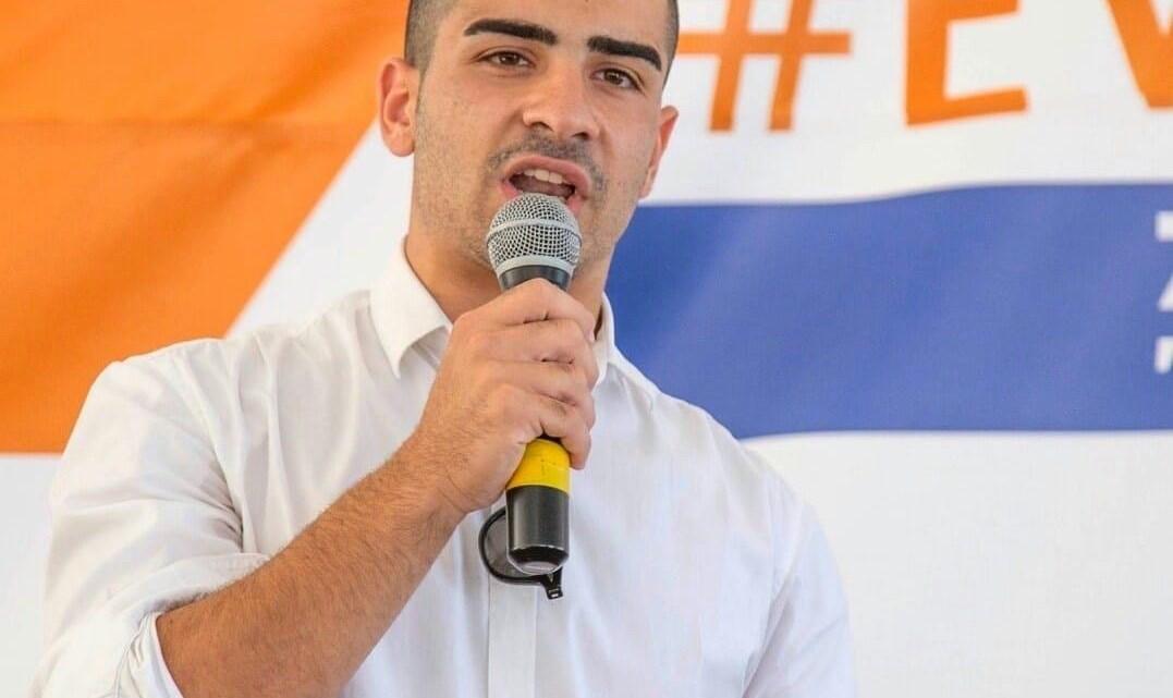 Nicolò Graziano coordinatore provinciale dei giovani di Forza Italia