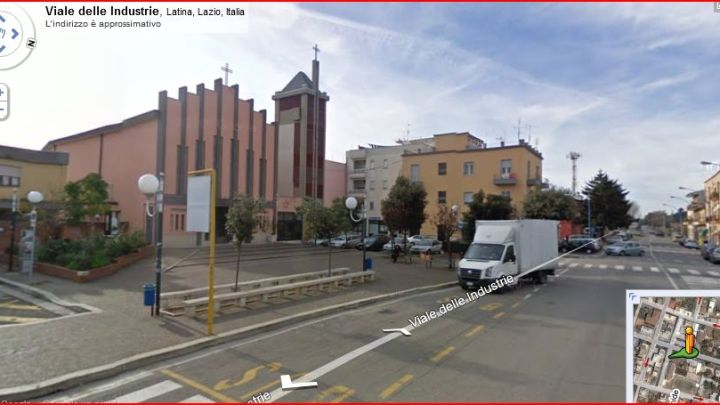 Latina scalo: gli iconoclasti vogliono togliere i camion per uccidere la città