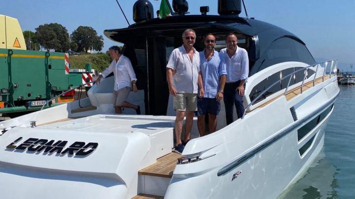 San Felice Circeo: torna la superiorità nautica made in Rizzardi con l'INsix num 3